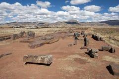 Tiwanaku Stock Afbeeldingen