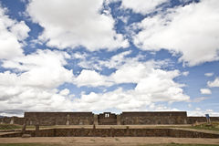 Tiwanaku or Tiahuanaco Royalty Free Stock Photography