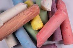 Tiza Imagen de archivo libre de regalías