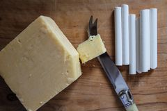Tiza y queso