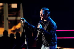 Tiziano Ferro Royalty Free Stock Photos