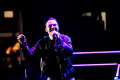Tiziano Ferro Stock Photo