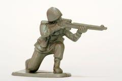tjäna som soldat toyen Royaltyfria Foton