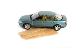Tjänste- begrepp för bil Royaltyfri Bild