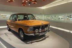 Tj της BMW 2002 από το 1968 Στοκ Φωτογραφίες
