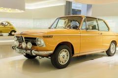 TJ ΤΗΣ BMW 2002 (1968) Στοκ Εικόνα