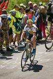 TJALLINGII Maarten Giro 2016 Zdjęcie Stock