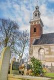 TJAMSWEER, ΚΑΤΩ ΧΏΡΕΣ - 12 ΙΑΝΟΥΑΡΊΟΥ 2016: Προτεσταντική Εκκλησία Στοκ Φωτογραφία