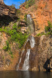 Tjaynera (Sandy Creek) Falls stock image