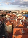 Tjeckien Prague, gammal stad Royaltyfri Bild