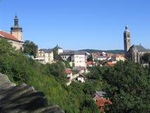 tjeckisk horakutnarepublik Royaltyfria Foton