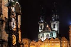 tjeckisk prague för huvudstad republik Arkivfoto