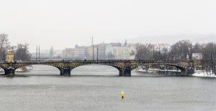 tjeckisk prague republik Arkivbilder