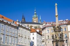 tjeckisk prague republik Fotografering för Bildbyråer