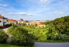 tjeckisk prague republik Arkivbild