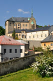 tjeckisk republiksternberk Royaltyfria Bilder