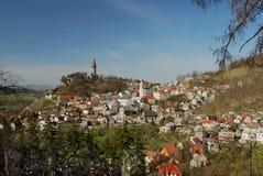 tjeckisk republikstramberk Royaltyfria Bilder