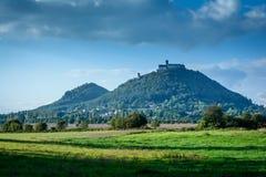 Tjeckisk slott Bezdez Arkivfoto