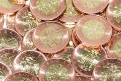 Tjeckiska kronor Royaltyfri Bild