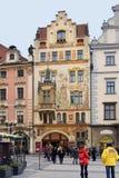 Tjeckiska Republic_Prague Royaltyfria Foton