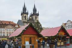 Tjeckiska Republic_Prague Arkivbilder