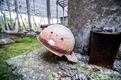 Tjernobyl zon Arkivbilder