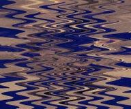 Tjock konst för oljamålarfärg Adobe skapade programvara för illustratörnaturlandskap Färgrik textur och bakgrund Krullat kopierin vektor illustrationer
