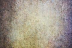 Tjocka hand-målade bakgrunder för kanfas arkivfoto