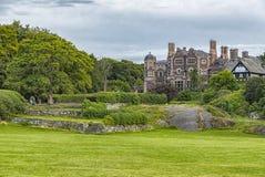 Tjoloholm Castle Mansion Royalty Free Stock Photo