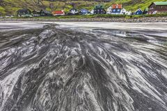 Tjornuvik village,Streymoy, faroe island