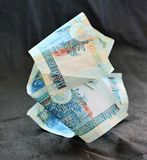 tjugo Hong Kong dollar Arkivfoton