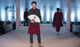 Tjugo-nionde serie Ling Bo Fairy-Fashion Show Royaltyfria Bilder