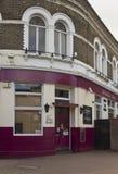 Tjurbaren i London förorter Royaltyfri Foto