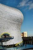Tjurcirkelköpcentrum i Birmingham, UK. Arkivfoton