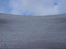 Tjurfäktningsarenashopping och fritidkomplex i Birmingham Arkivfoto