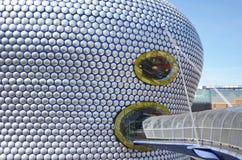 Tjurfäktningsarenashoppingmitt, Birmingham Fotografering för Bildbyråer