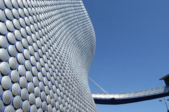 Tjurfäktningsarenashoppingmitt, Birmingham, England Fotografering för Bildbyråer