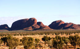Tjuta Αυστραλία Kata Στοκ φωτογραφία με δικαίωμα ελεύθερης χρήσης