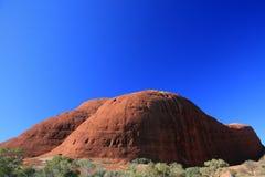 tjuta för Australien kataolgas Royaltyfria Bilder