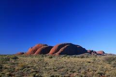 tjuta för Australien kataolgas Royaltyfri Foto