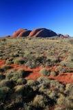 tjuta för Australien kataolgas Fotografering för Bildbyråer