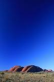 tjuta för Australien kataolgas Royaltyfri Fotografi