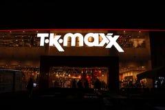 Tk Maxx Royalty Free Stock Photos