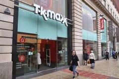 TK Maxx Stock Images