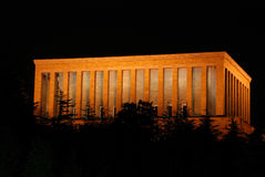 An?tkabir (mausoléu de Ataturk) imagens de stock