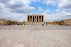 An?tkabir (mausoleo di Ataturk) Fotografia Stock
