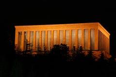 Anıtkabir (Mausoleum of Ataturk) Stock Images
