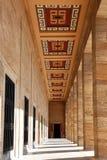 Anıtkabir (Mausoleum of Ataturk) Royalty Free Stock Photography