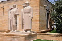 Anıtkabir, Atatürk Mausoleum, Ankara, Turkey Stock Images
