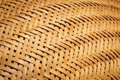 Tkactwo od bambusa Zdjęcie Royalty Free